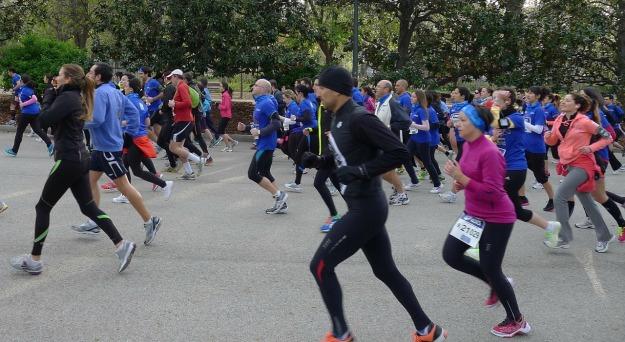 Que ce soit à la course à pied, ou à tout autre sport mesuré en temps, le succès n'est pas qu'une question de gagner.